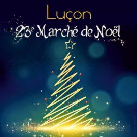 8 et 9 décembre : Marché de Noël de Luçon