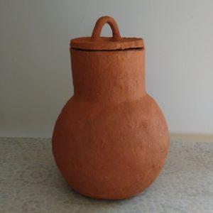 Réservoir d'eau à enterrer, pour le potager