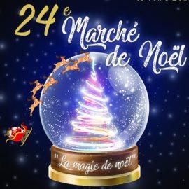 Marché de Noël, Luçon, 7 et 8 décembre