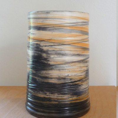 Vase enfumé 3 - vendu