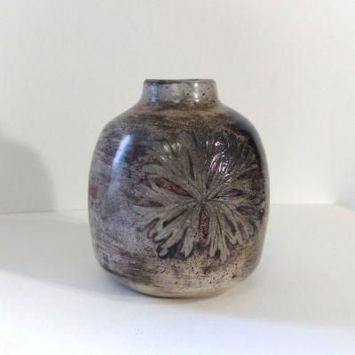 Vase géranium découpé - 75€