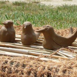 Atelier poterie «le plus bel oiseau du marais», le 21 août 2021